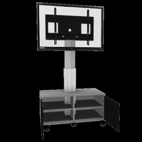 Scetasbn Elektrisch Hohenverstellbarer Tv Fernsehschrank