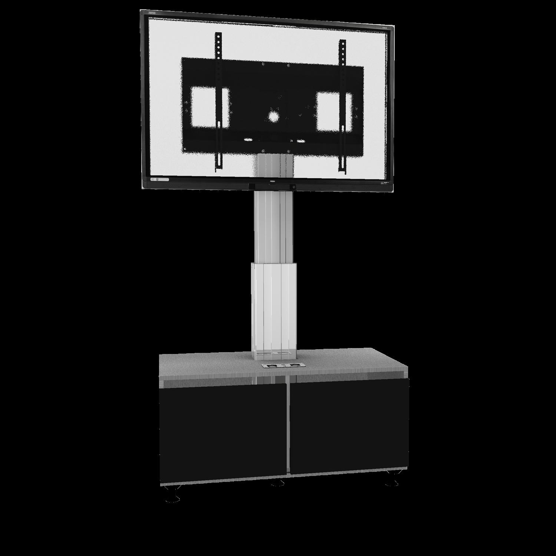 Scetasbna Elektrisch Hohenverstellbarer Tv Fernsehschrank