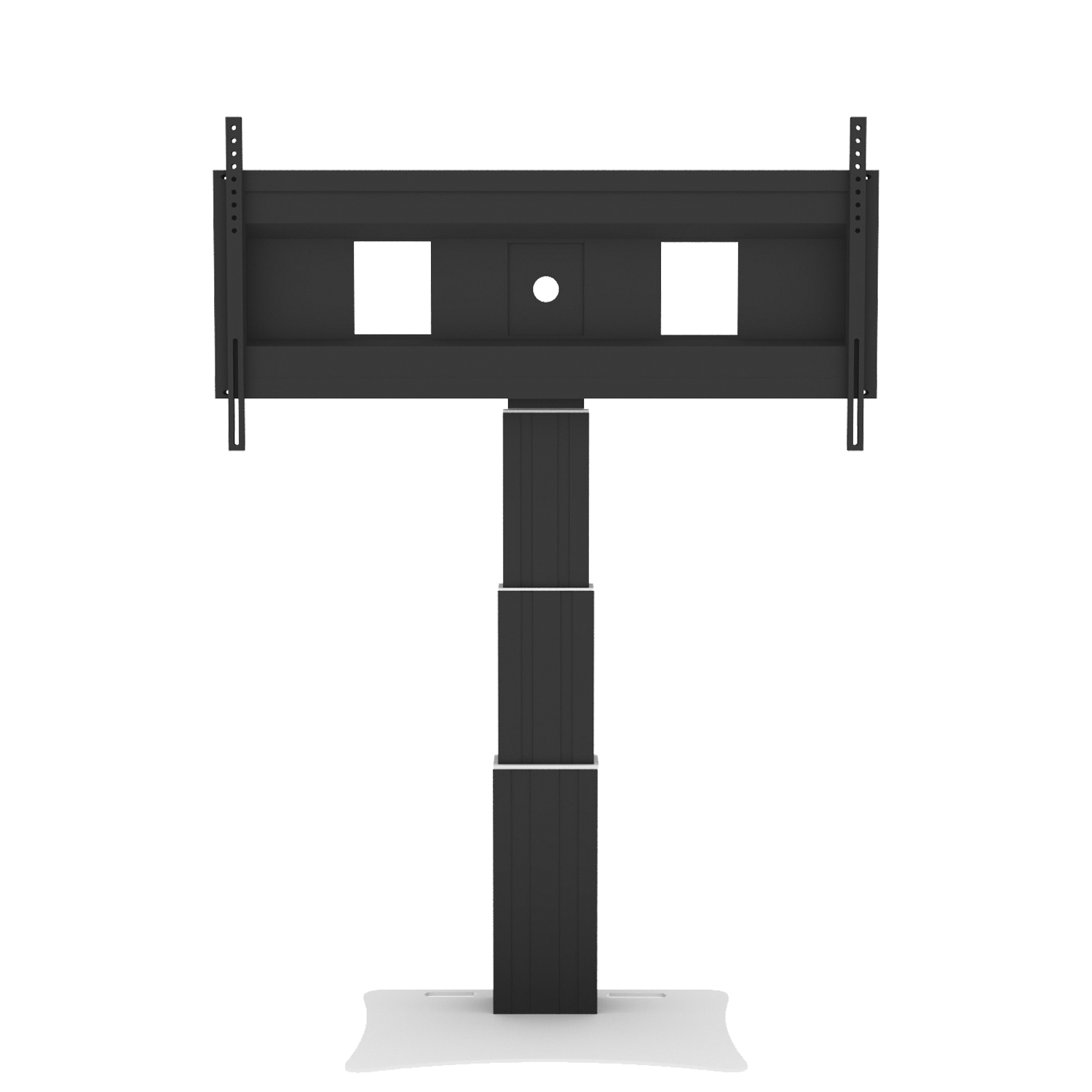 SCEXLP8B height adjustable TV & monitor stand up to 8""